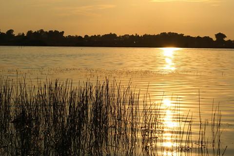 Uzda water reservoir