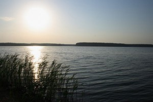 Losha water reservoir