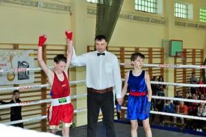 XVI республиканский юношеский турнир по боксу «Олимпийские надежды» в г. Узда